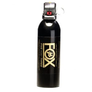 Fox 12 oz Pistol Grip Pepper Spray