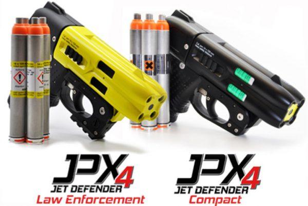 JPX4 Guns