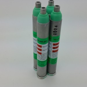 JPX4 Inert Practice Cartridge set of 4