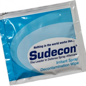 Sudecon Decontamination Wipes