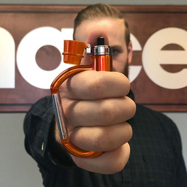 Mace Pepper Spray With Carabiner