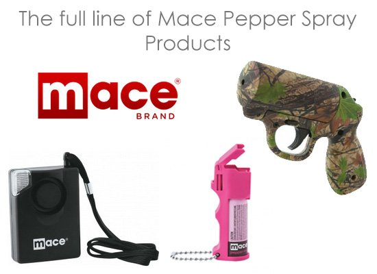 full line mace products
