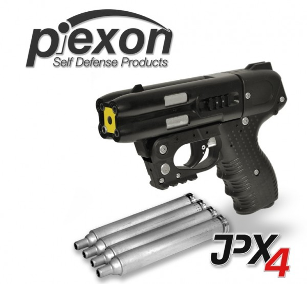 JPX4 Shot Pepper Gun