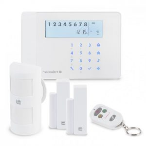 MACE ALERT WI-FI HOME SECURITY SYSTEM