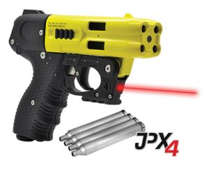 JPX4 With Yellow Barrel