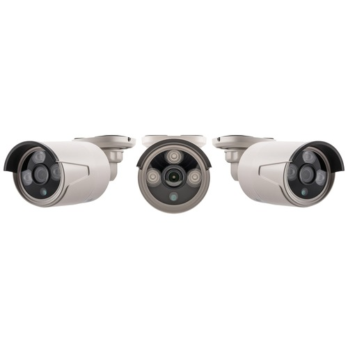 8-Channel 1TB NVR with Eight 2.0-Megapixel PoE Bullet Cameras