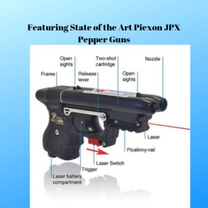 Piexon JPX Pepper Guns